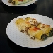 Cannelloni al ragù bianco e tartufo nero