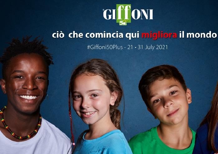� in arrivo a 5000 ragazze e ragazzi, italiani e stranieri, la richiesta di confermare la loro partecipazione a Giffoni50Plus.