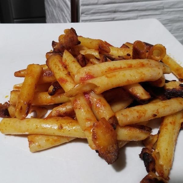 -Candele o ziti fritti