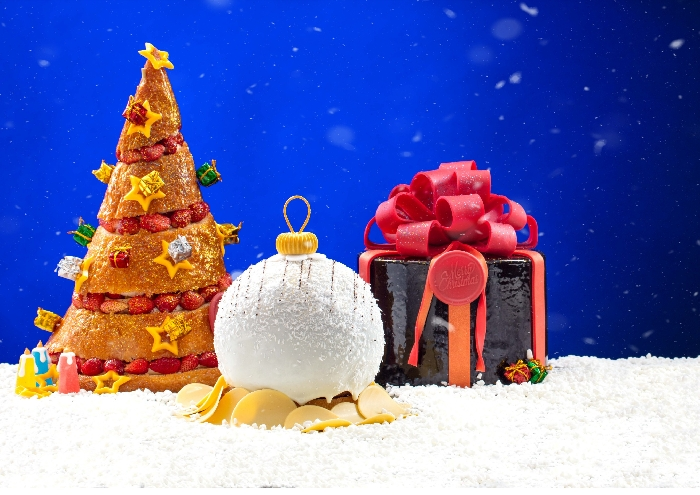 """Dolci natalizi Natale 2019: la pasticceria Chalet Ciro presenta il """"Pacco regalo"""""""