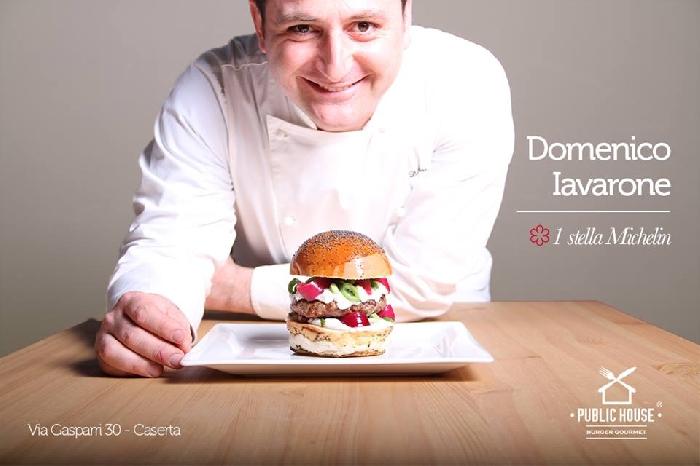 Da Martedì 10 Aprile, torna al Public House la creazione dello chef stellato Domenico Iavarone