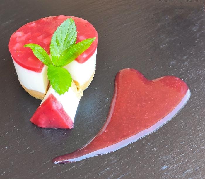 -La Mia Cheese Cake alle Fragole 2