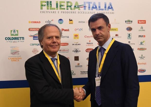 Coronavirus: nasce alleanza salva spesa Made in Italy. Agricoltori, industrie e supermercati insieme