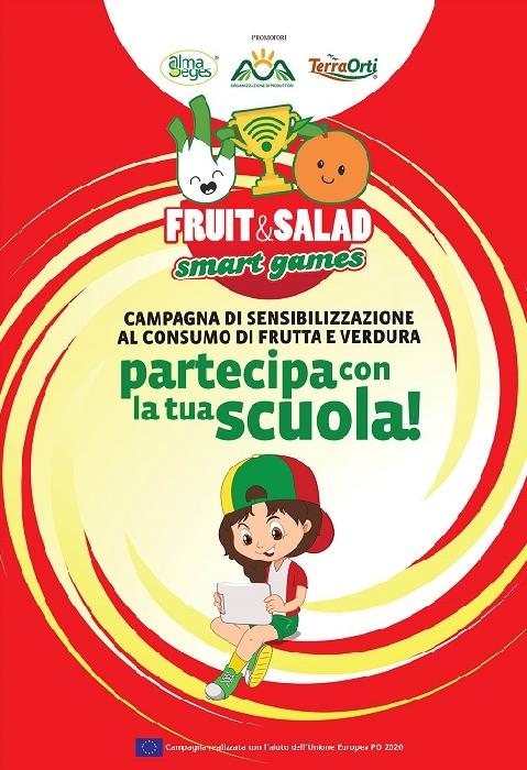 Parte la prima edizione di Fruit and Salad Smart Games
