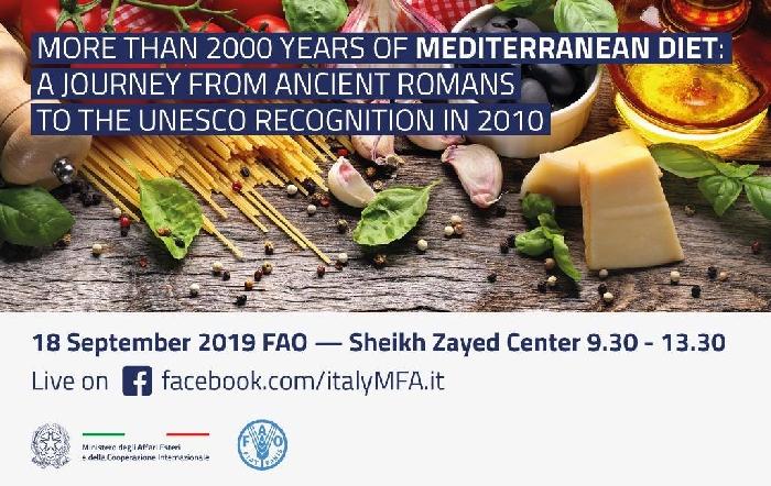 -Presentazione Progetto FAO Dieta Mediterranea