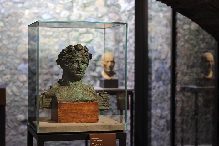 Antiquarium di Pompei: riapre al pubblico un rinnovato spazio museale dedicato all