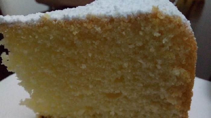 -Torta merendosa al limone