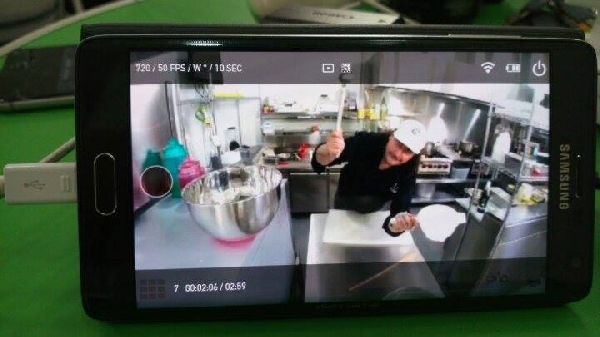 -Video Control Kitchen