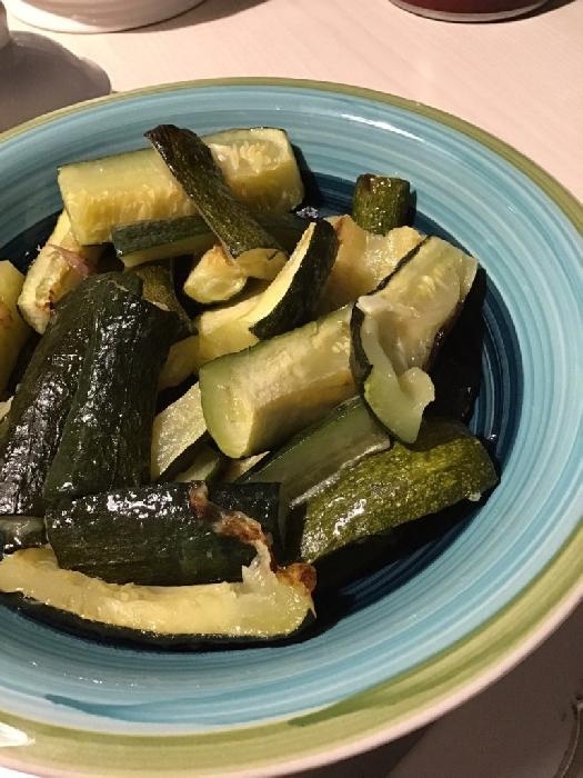 -Zucchine al forno