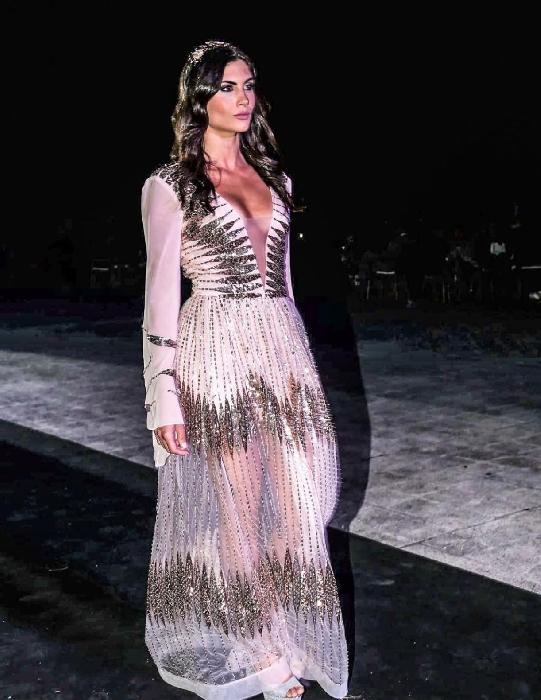 Il brand Eles Couture al 70° festival di Sanremo