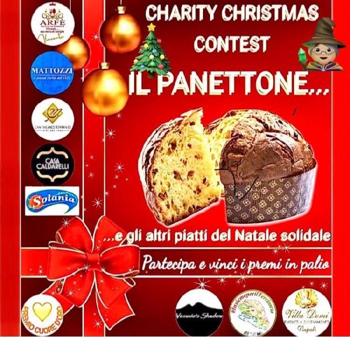 """06/01 Befana: Tutti cuochi per i bimbi di Padre Ghezzi con il Charity Contest """"Il Panettone e gli altri piatti del Natale solidale"""""""