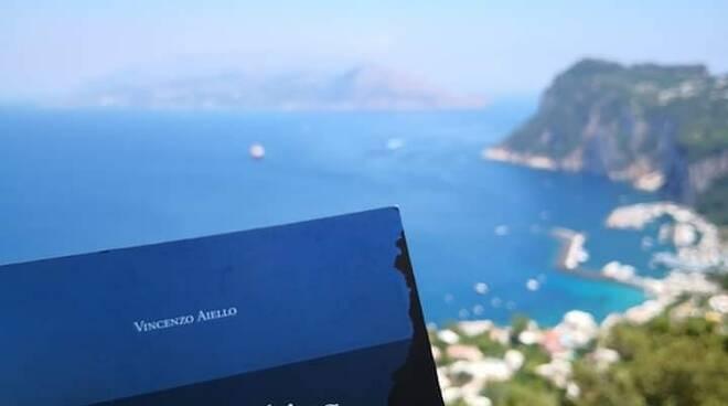 """9/8 ore 21   Villa Fondi  Piano di Sorrento presentazione di """"Loving trekking"""", guida ai sentieri dei Monti Lattari."""