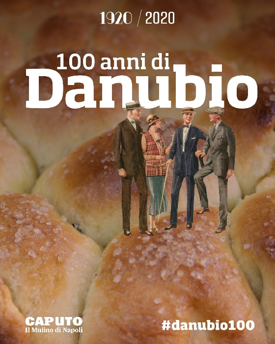 Danubio compie 100 anni - Mulino Caputo lancia un contest sui social