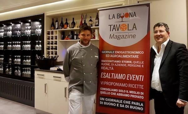 Presentazione alla stampa di 1000 Gourmet
