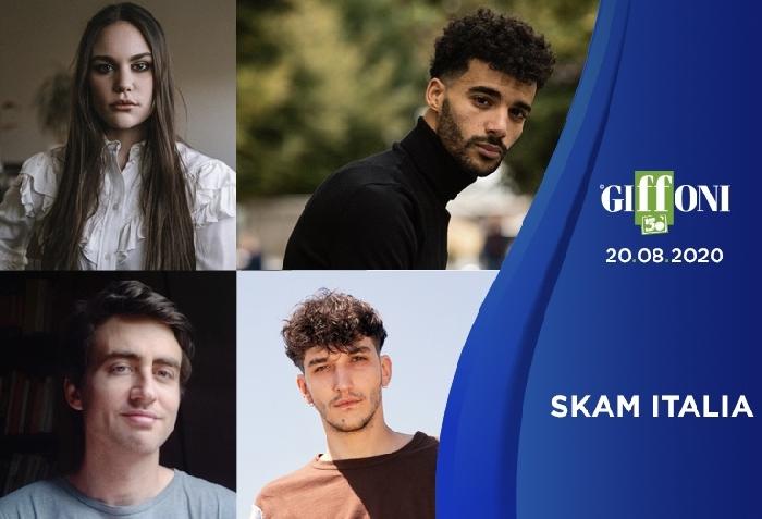 A #GIFFONI50 ARRIVA IL CAST DI SKAM ITALIA, incontro con i giurati il 20 agosto, saranno presenti i protagonisti della IV stagione e parteciperà il regista Bessegato