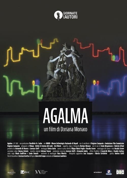 AGALMA, a Venezia film su Museo Archeologico di Napoli alle Giornate degli Autori, 2-12 settembre