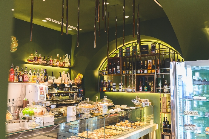 Vega Cafè, a Frattamaggiore l