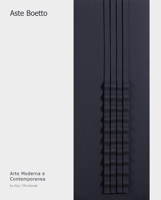 Aste Boetto Arte Moderna e Contemporanea