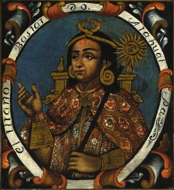 Atahualpa, imperatore Inca