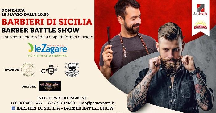 15/03 - Le Zagare - San Giovanni La Punta (CT) - Barbieri di Sicilia - Barber Battle Show