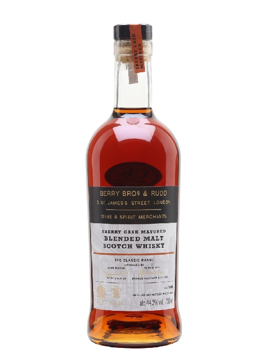 Il Giro del Mondo con gli Spirit - 4ª Puntata - In Scozia con Berry Bros. and Rudd Sherry Cask Scotch Whisky