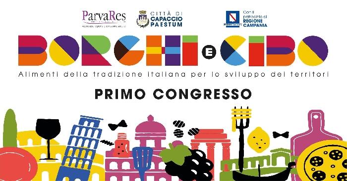 Dal 21 al 23 Ottobre - Mec Paestum Hotel - Capaccio Paestum (SA) - Borghi e Cibo