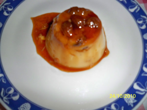 Budino della nonna - ricetta vecchia Genova