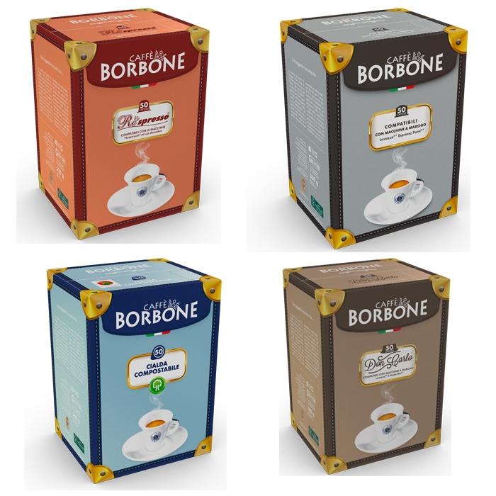 CAFF� BORBONE, UN PIACERE SEMPRE PI� ECOSOSTENIBILE