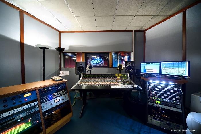CPM - Studio A - fotografia di Omar Cantoro