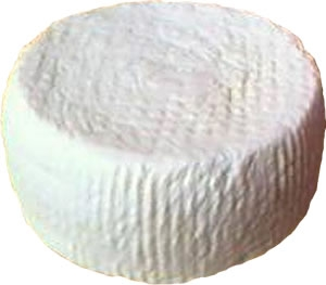 Cacioricotta Cilentano