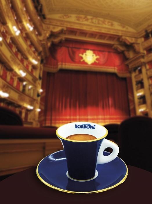 Caff� Borbone a sostegno della cultura nei principali teatri d'Italia