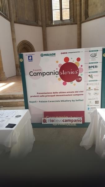 Visita a Campania Stories