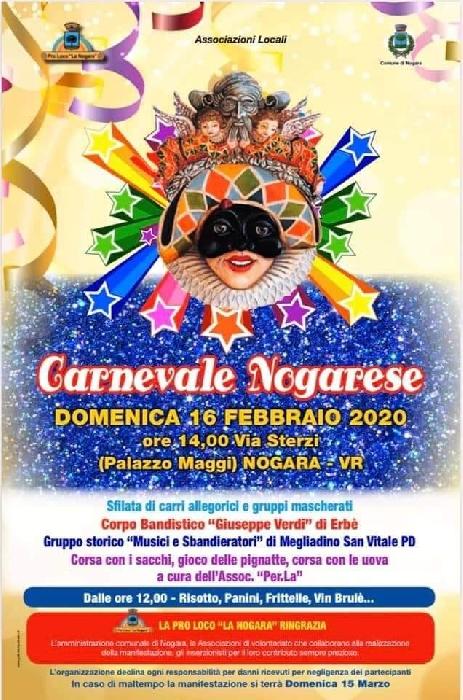 16/02 - Nogara (VR) - Carnevale Nogarese