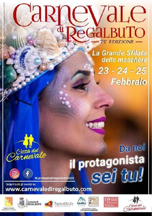 Dal 23 al 25 Febbraio - Regalbuto (EN) - Carnevale di Regalbuto