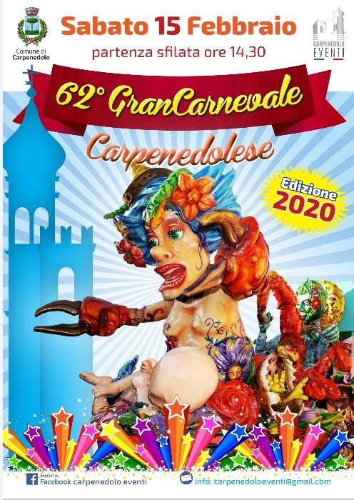 15/02 - Carpenedolo (BS) - Gran Carnevale Carpenedolese