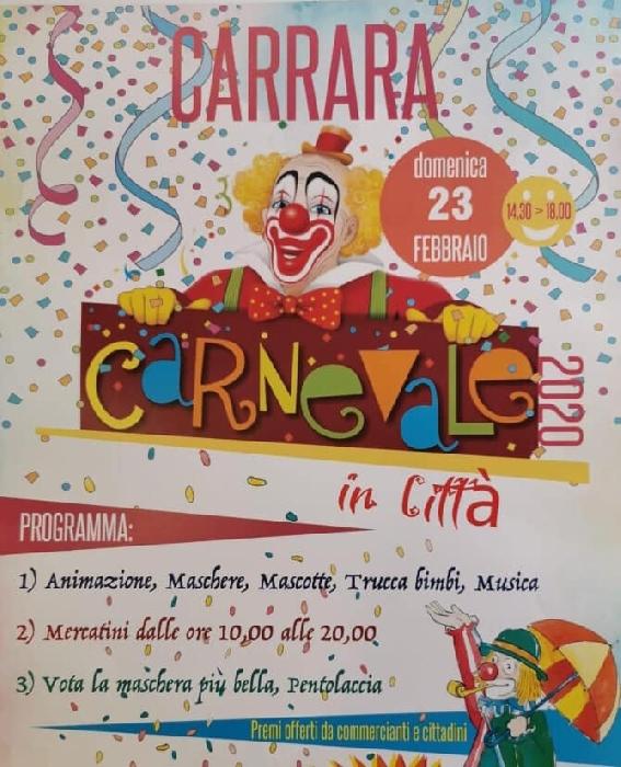 23/02 - Carrara - Carnevale