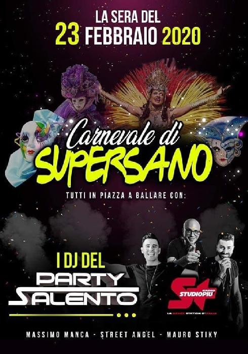 23/02 - Supersano (LE) - Carnevale
