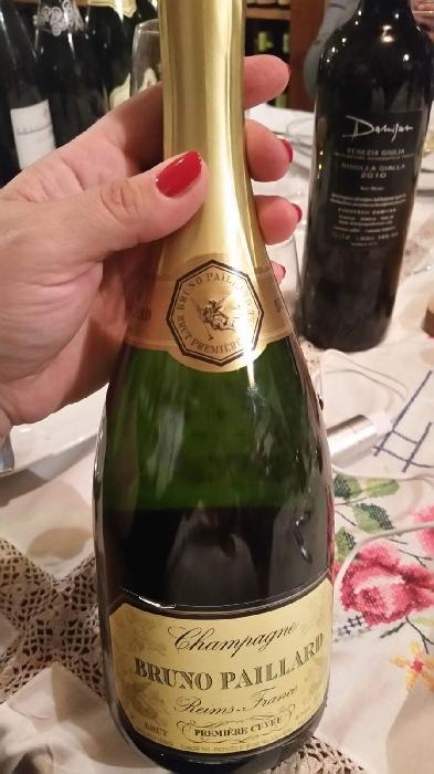 Champagne Brut Premi�re Cuv�e Bruno Paillard