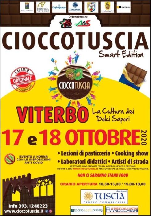 17 e 18 Ottobre - Viterbo - CioccoTuscia