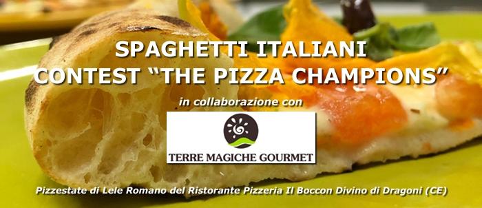 Contest The Pizza Champions