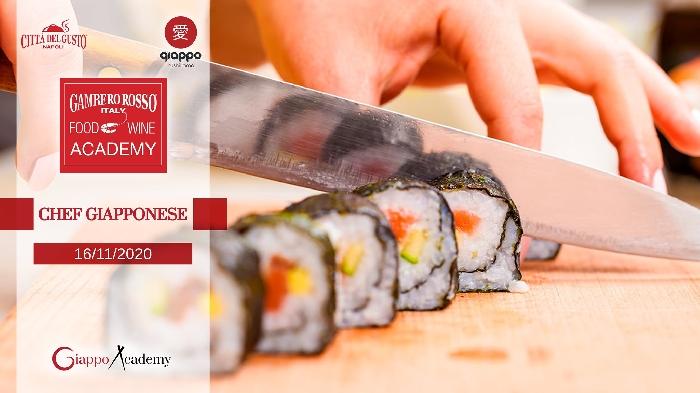Dal 16 al 20 Novembre - Giappo Accademy - Corso Chef Giapponese