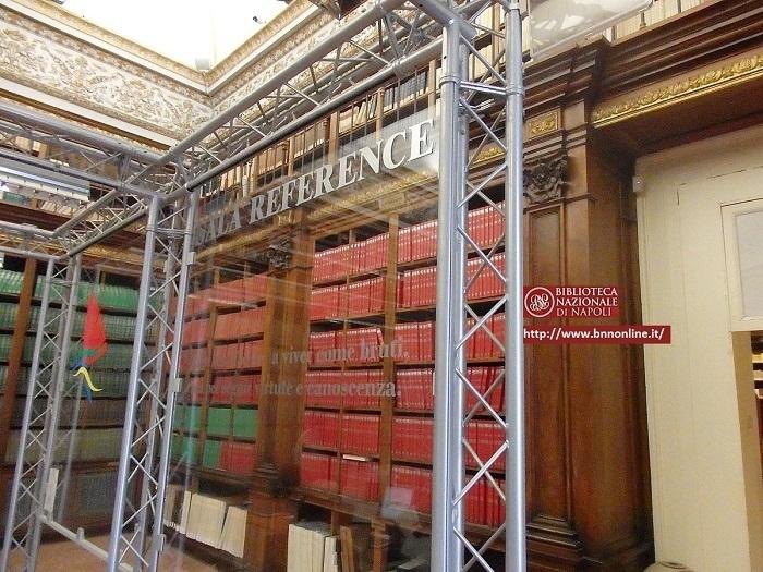 Dal 18 maggio ripartiranno gradualmente i principali servizi al pubblico della Biblioteca  Nazionale di Napoli, con modalità semplificate e  un potenziamento delle procedure da remoto