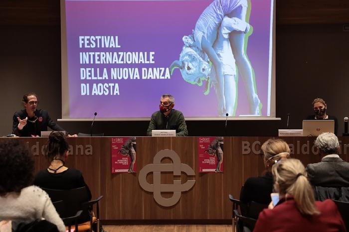 Dal 19 ottobre al 1 novembre torna TDanse, il Festival Internazionale della Nuova Danza di Aosta, giunto alla V edizione