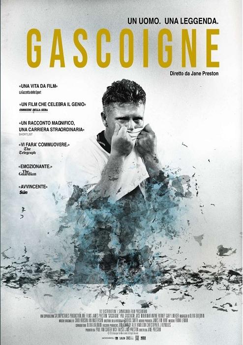 Dal 23 dicembre su Prime Video il docu-film Gascoigne di Jane Preston sul campione di calcio inglese