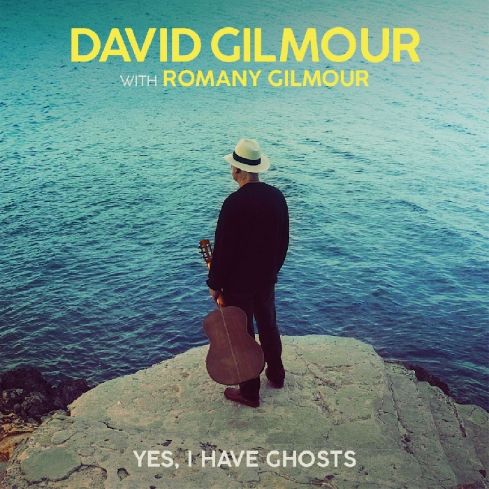 """DAVID GILMOUR torna con il nuovo singolo """"Yes, I Have Ghosts"""" ft Romany Gilmour, da oggi disponibile in radio e in digitale"""