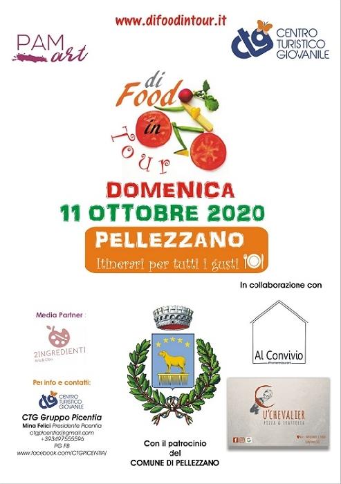 Di Food in Tour a Pellezzano l