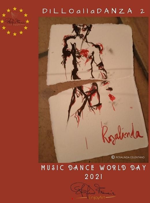 Edizione 2021 del concorso Dillo alla Danza, un