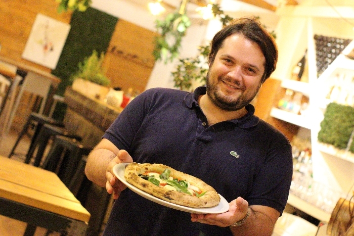 Emanuele Serpa - Pizzeria Frumento