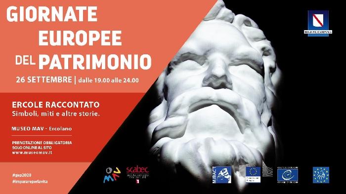 26/09 - Museo MAV - Ercolano (NA) - Ercole raccontato, simboli, miti e altre storie