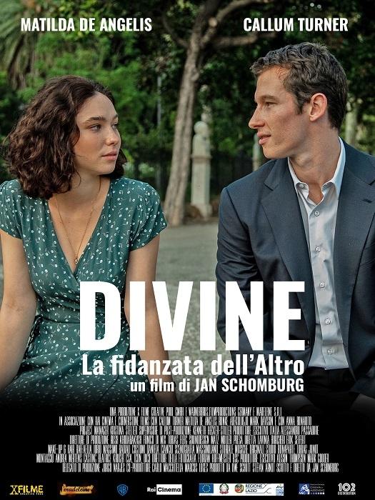 Esce il  25 marzo su Chili Divine � La fidanzata dell'Altro, diretto da Jan Schomburg, romantica storia d'amore ambientata a Roma con Matilda De Angelis, distribuita da 102 Distribution